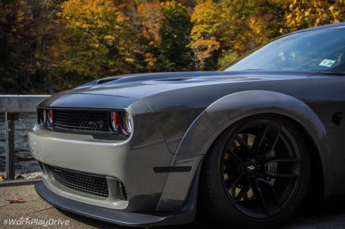 2020-10-18 2018 Dodge Challenger widebody Hellcat WorkPlayDrive